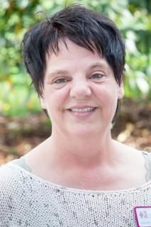 Ulrike Stallmeister, Krankenschwester, in der Senioren-Wohngemeinschaft tätig als Hausmanagerin.